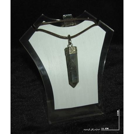 گردنبند لابرادوریت کد 10698