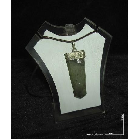 گردنبند لابرادوریت کد 10702
