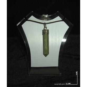 گردنبند جاسپر کد 10705