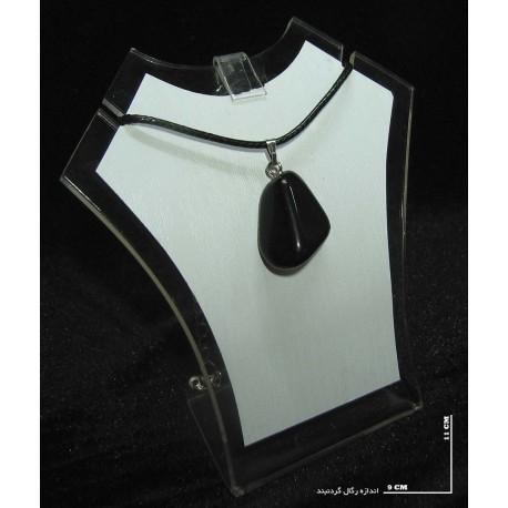 خواص سنگ عقیق سیاه ( انیکس ) Black Agate