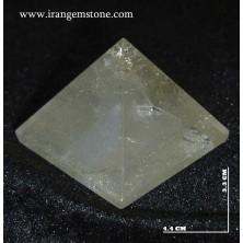 Quartz crystal rock