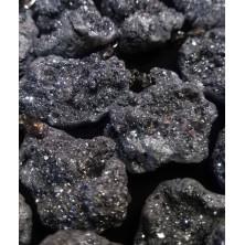 سنگ کریستال کوارتز (راف گردنبندی)