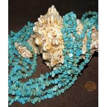 سنگ فیروزه (راف گردنبند)