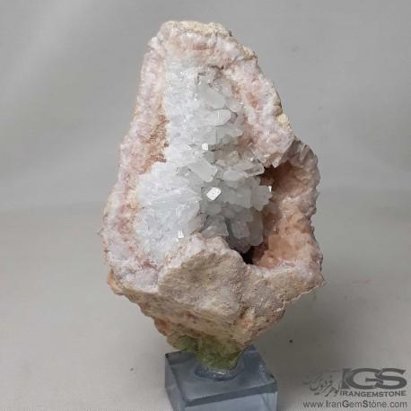 سنگ تراش نخورده کریستال کوارتز