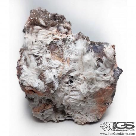 سنگ طبیعی معدنی باریت