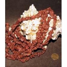 سنگ گلدستون یا دلربا (راف گردنبندی)