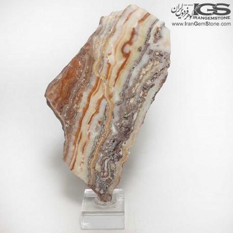 سنگ اسلایس کلسیت Calcite