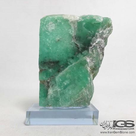 سنگ راف یشم (جید) stone jade