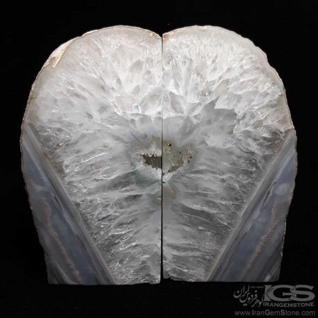 سنگ راف کریستال کوارتز برزیل Crystal Quartz