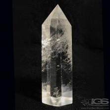 سنگ منشور کریستال کوارتز برزیل Crystal Quartz