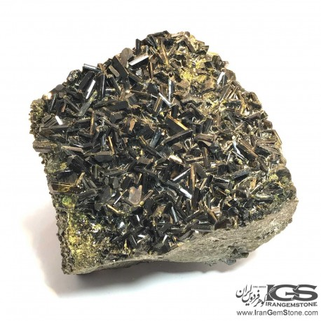 سنگ راف معدنی اپیدوت Epidote