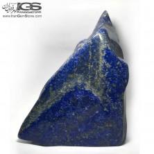سنگ لاجورد افغانستان پولیش خرده Lapis lazuli