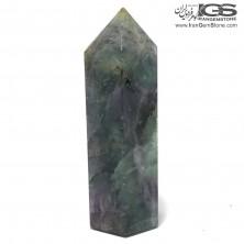 سنگ فلوریت بنفش فلئوریت Fluorite