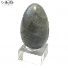 تخم مرغ سنگ لابرادوریت Labradorite