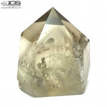 منشور کوارتزدودی Smoky Quartz