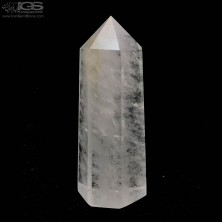 منشور سنگ کریستال کوارتز Crystal Quartz درنجف یا درهند
