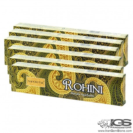 عود ناندیتا روهینی Rohini incense