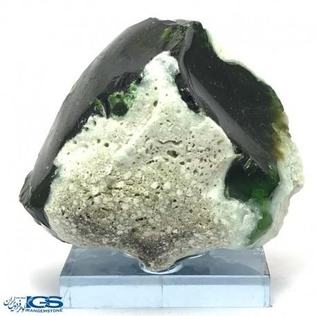 سنگ ابسیدین سبز Obsidian