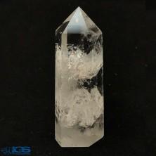 منشور درمانی سنگ کریستال کوارتز Crystal Quartz درنجف یا درهند