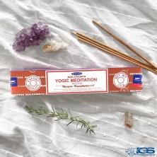 عود دست ساز هندی مدیتیشن Yogic meditation برند Satya