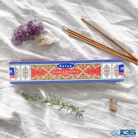 عود دست ساز هندی ساگاروما Sagaroma satya برند Satya