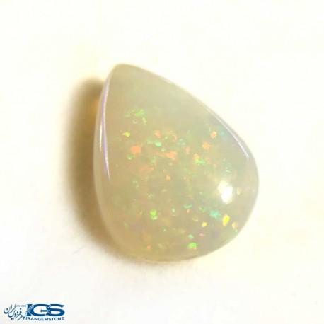 نگین اشک اوپال طبیعی استرالیا Opal