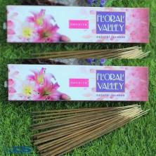 عود فلورا ولی دره گل Floral valley برند nandita