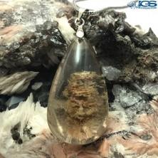 سنگ کریستال کوارتز اکواریومی Crystal Quartz درنجف یا درهند