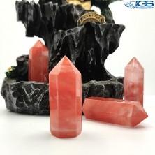 منشور درمانی کریستال سرخ ابلیسک Crystal