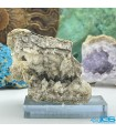 ژئود سنگ کلسیت درمانی کلکسیونی Calcite