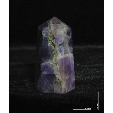 سنگ آماتیست تراش ابیلیس کد 10502