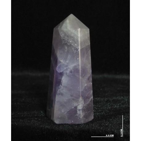 سنگ آماتیست تراش ابیلیس کد 10505