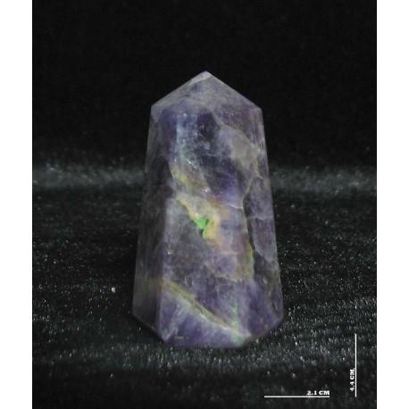سنگ آماتیست تراش ابیلیس کد 10528