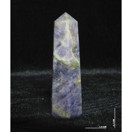 سنگ آماتیست تراش ابیلیس کد 10529