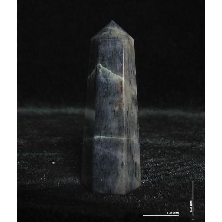 سنگ یاقوت کبود تراش ابیلیس کد 10542