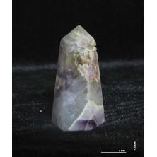 سنگ آماتیست تراش ابیلیس کد 10543