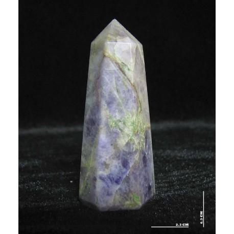 سنگ آماتیست تراش ابیلیس کد 10545