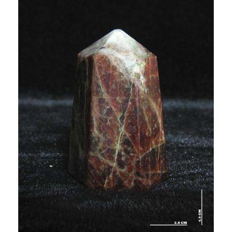 سنگ گارنت تراش ابیلیس کد 10564