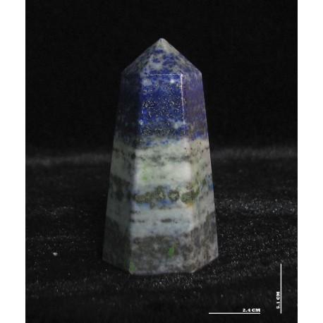 سنگ سودالیت تراش ابیلیس کد 10566