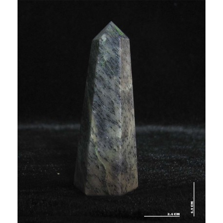 سنگ یاقوت کبود تراش ابیلیس کد 10569