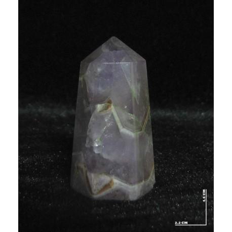 سنگ آماتیست تراش ابیلیس کد 10587