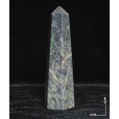 سنگ یاقوت کبود تراش ابیلیس کد 10599