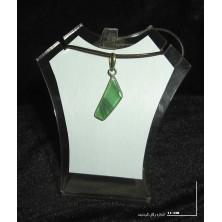 گردنبند عقیق سبز