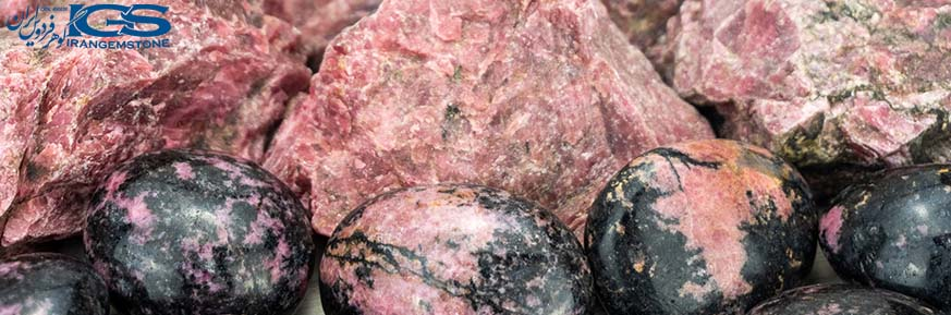 خواص سنگ رودونیت Rhodonite