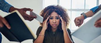 چگونگی مبارزه با استرس